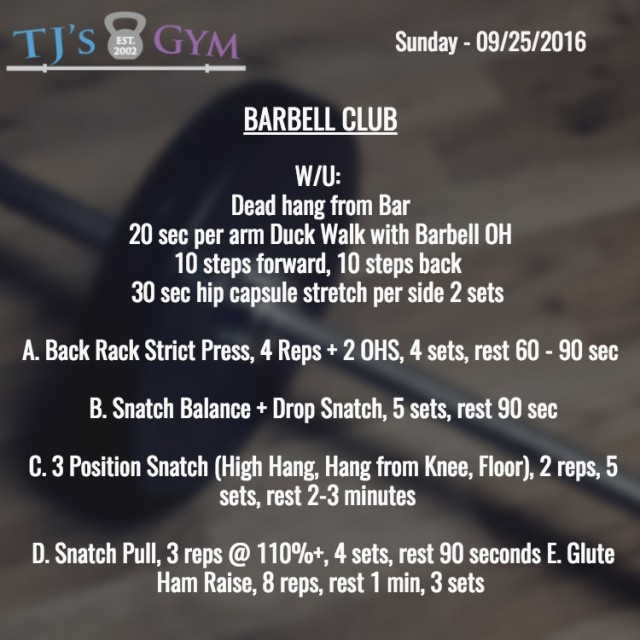 sunday-09-25-2016-barbell