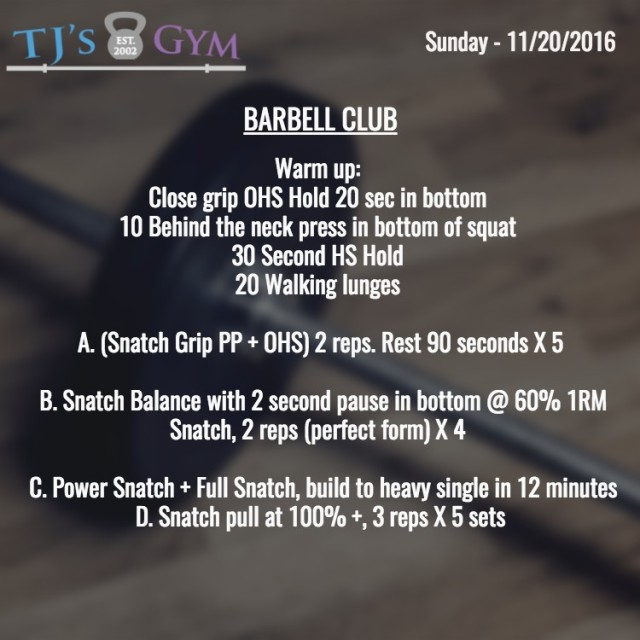 sunday-11-20-2016-barbell