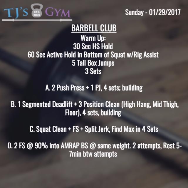 sunday-01-29-2017-barbell