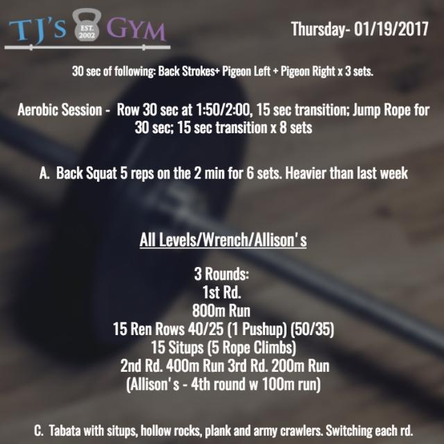 thursday-01-19-2017