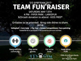 TJ's Gym Fun'raiser (3)