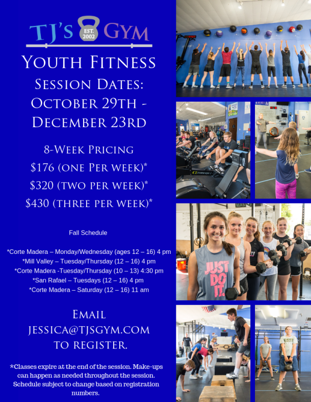 Fall #2 - Youth Fitness